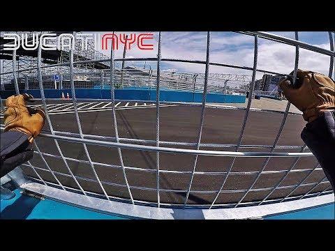 Formula E track in Red Hook, BROOKLYN v490