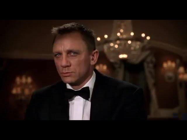 Casino Royale (2006) - Türkçe Altyazılı 1. Fragman / Daniel Craig, Mads Mikkelsen, Eva Green