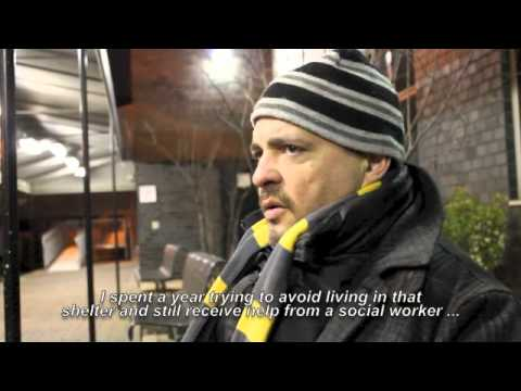 Caught in a Vicious Circle, NYC Homeless Man Describes His Need for a Social Worker