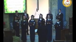 Arabic Hymns Christmas Medley -  FBBC Choir Christmas 2012