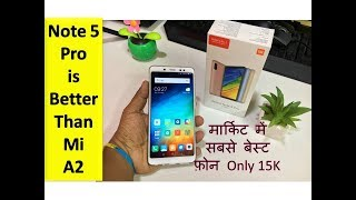 Redmi Note 5 Pro Best Budget Phone In The Market |Full Review in Hindi
