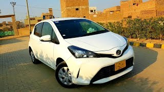 Toyota Vitz 2014 Review  | Much Better Then Cultus?