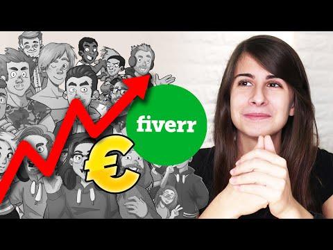 Ho alzato i prezzi su Fiverr, ecco com'è andata 🐸 - Fraffrog