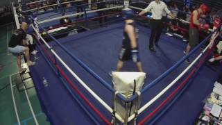 Ultra White Collar Boxing Exeter | Ring 1 Fight 14
