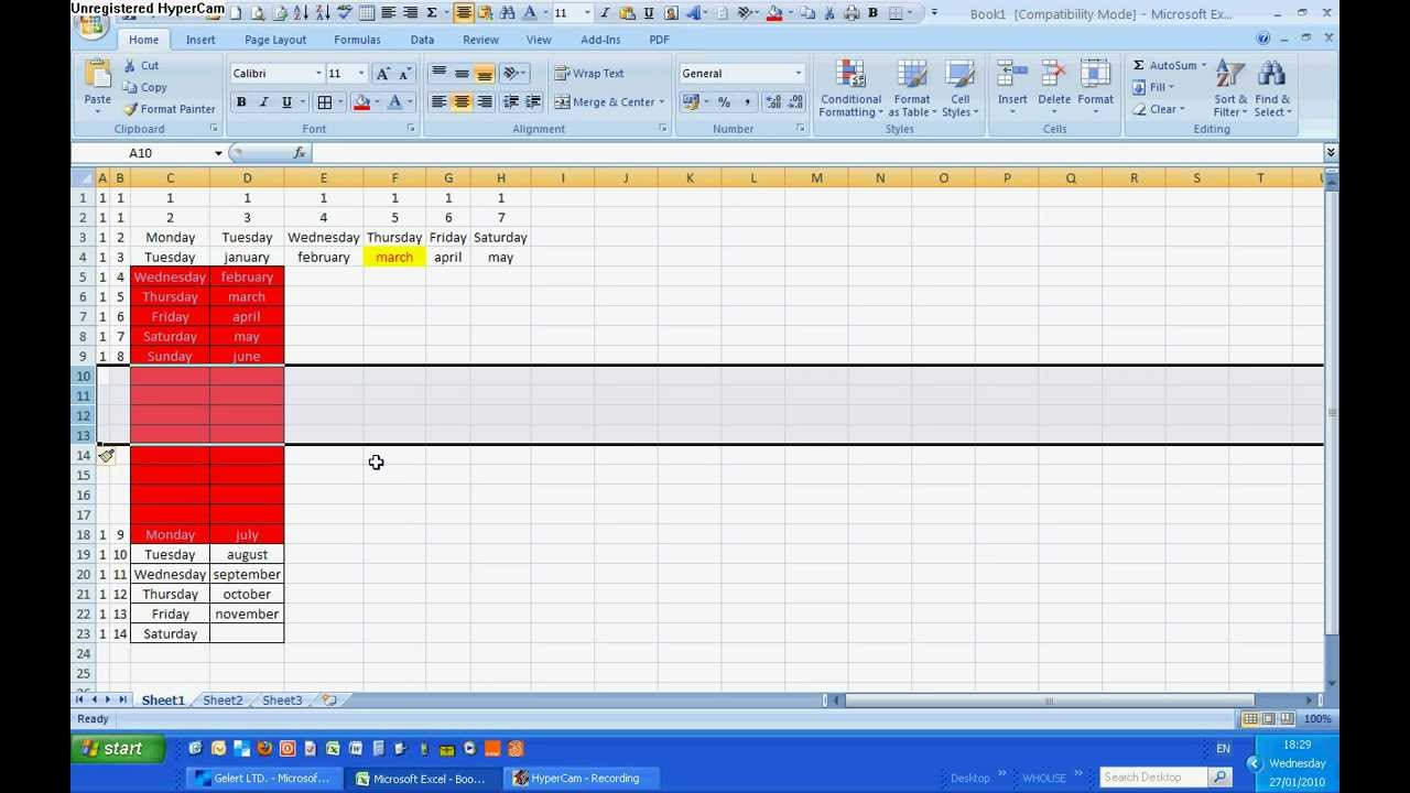 Microsoft Excel training for beginners  Excel made easy