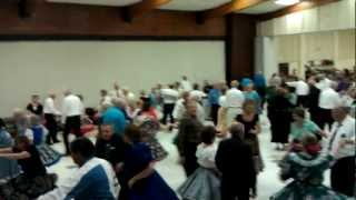 Square Dance in Golden, Colorado at May Madness 2012 with Tom Roper VIDEO0273.3gp