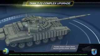Ukrainian Upgrade T-72