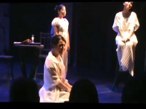 """UPstage 2012 presents """"LETTERS TO RIZAL"""""""