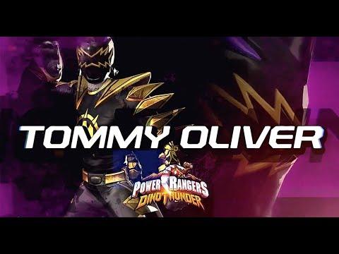 Power Rangers: Legacy Wars (Power Rangers Dino Thunder) Tommy Oliver (Moveset)