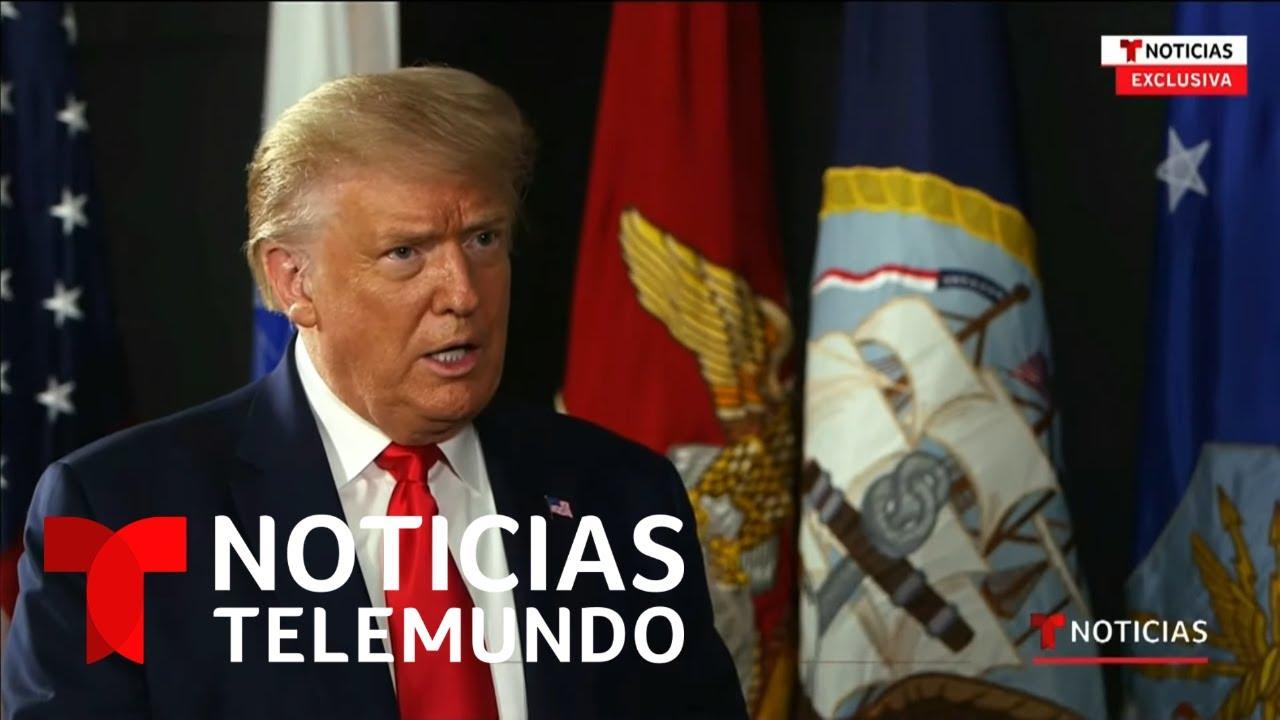 Noticias Telemundo, 11 de julio 2020 | Noticias Telemundo
