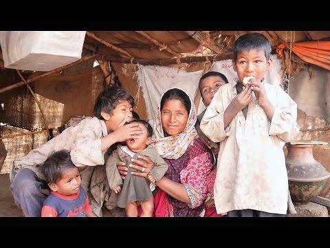Life in a Karachi Slum