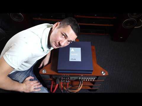 Акустические кабели Atlas Cables Ascent и технологии заземления - что нового?