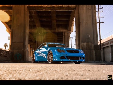 Project RONIN Rocket Bunny Mercedes-Benz...