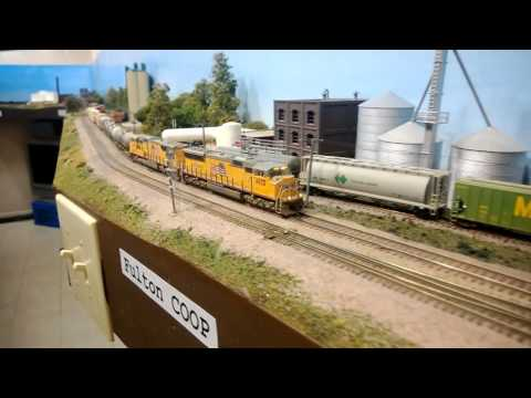 Operations on the Union Pacific Railroad Geneva Subdivision Part I