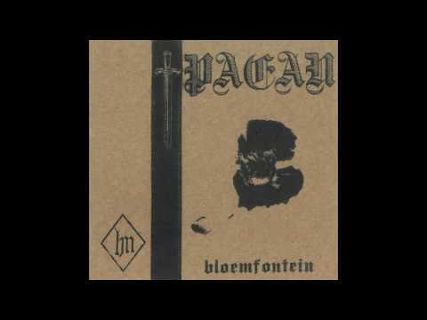 "Paean - ""Bloemfontein"" Full EP"