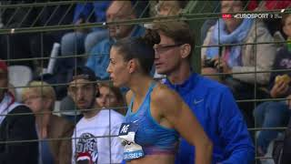 Ivana Spanovic Brussels Diamond League 2017
