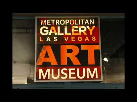 Issue #27 Metropolitan Gallery Las Vegas Art Museum