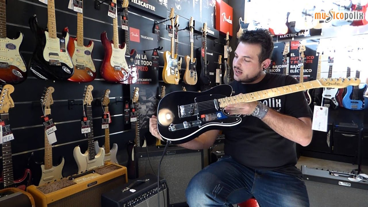 watch fender american elite telecaster mbk youtube for musicians
