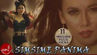 Simsime Panima | New Nepali Superhit Song | Rekha Shah Ft. Amir Sheakh