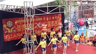 Video Xiao Ping Guo Dance For Chines New Year download MP3, 3GP, MP4, WEBM, AVI, FLV Juli 2018