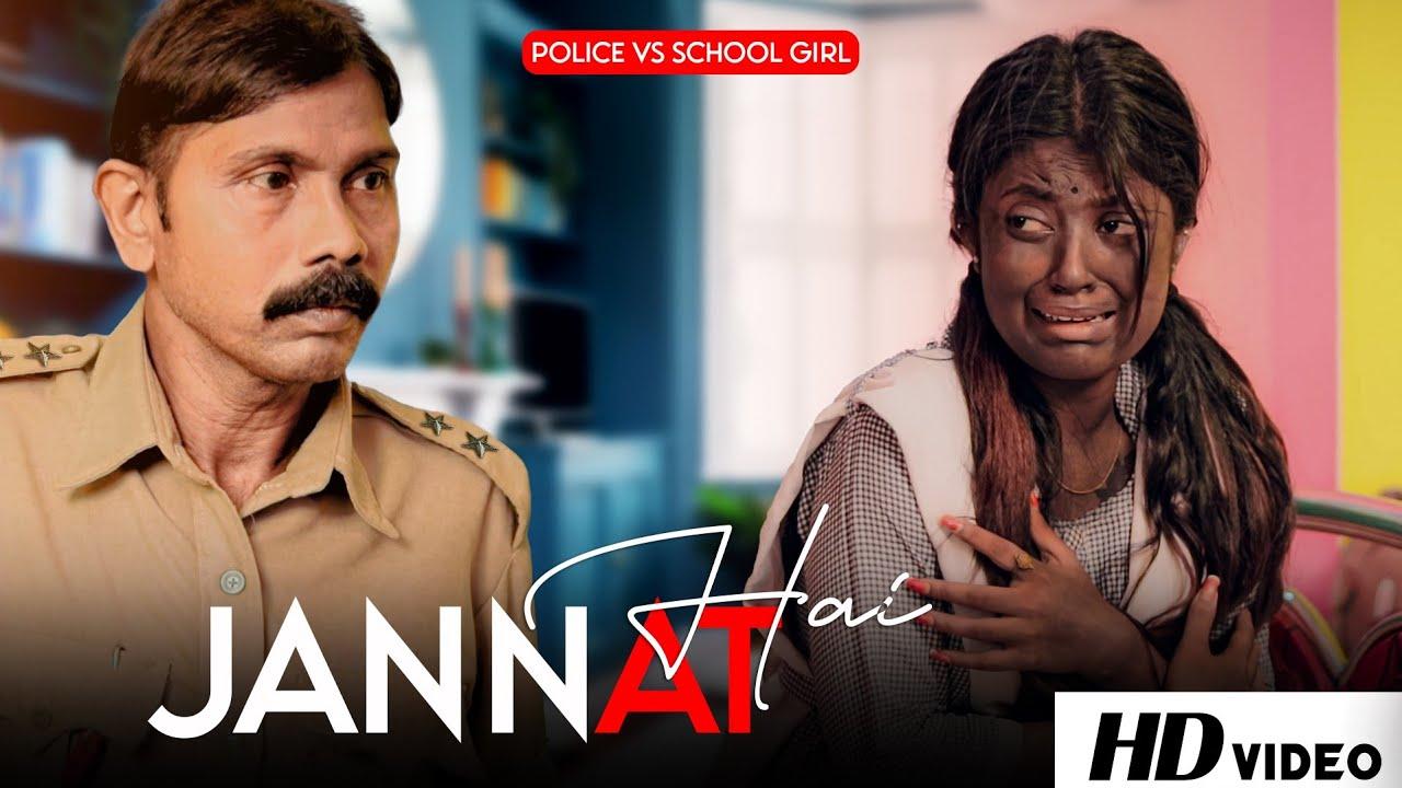 Jannat | Allah Di Kassam | Kali School Girl Ki Bewafa Pyar | B Praak | Vicky S | Love Race | 2021