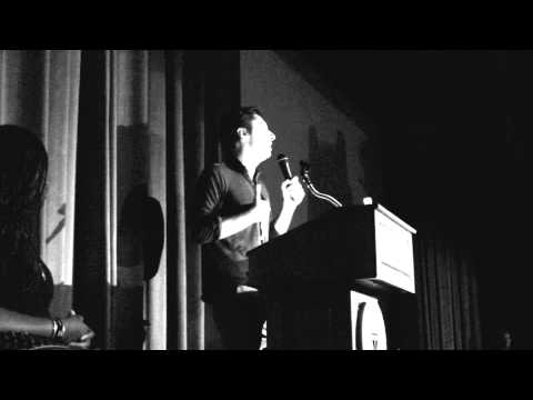 Zach Braff Key Note Speech - YouTube