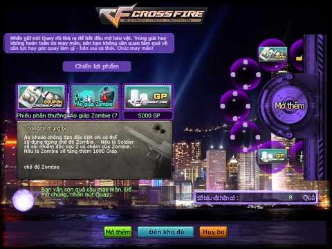 CrossFire VN - Destruction weapon event prize