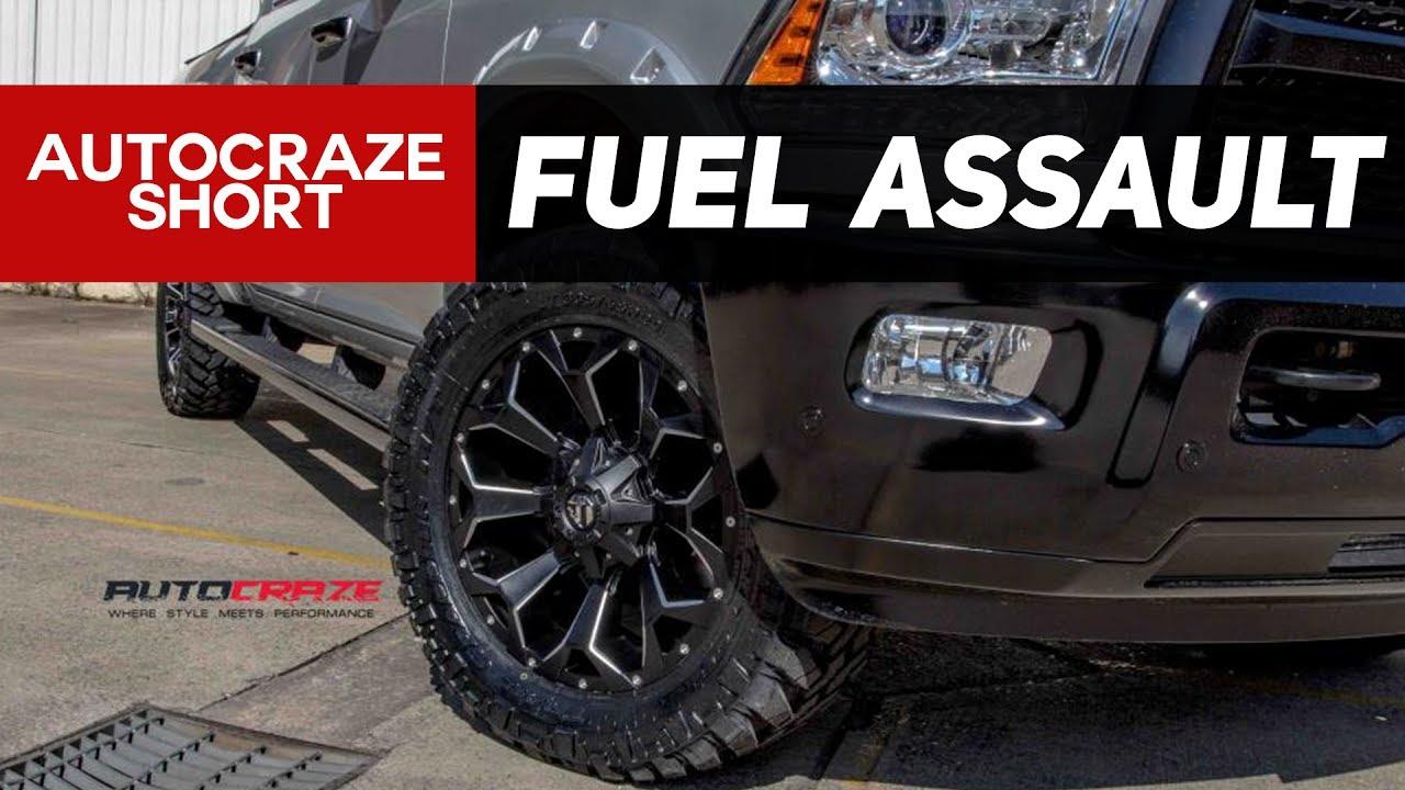 Dodge Ram Wheels Fuel Ault Rims Tyres Autocraze 2017