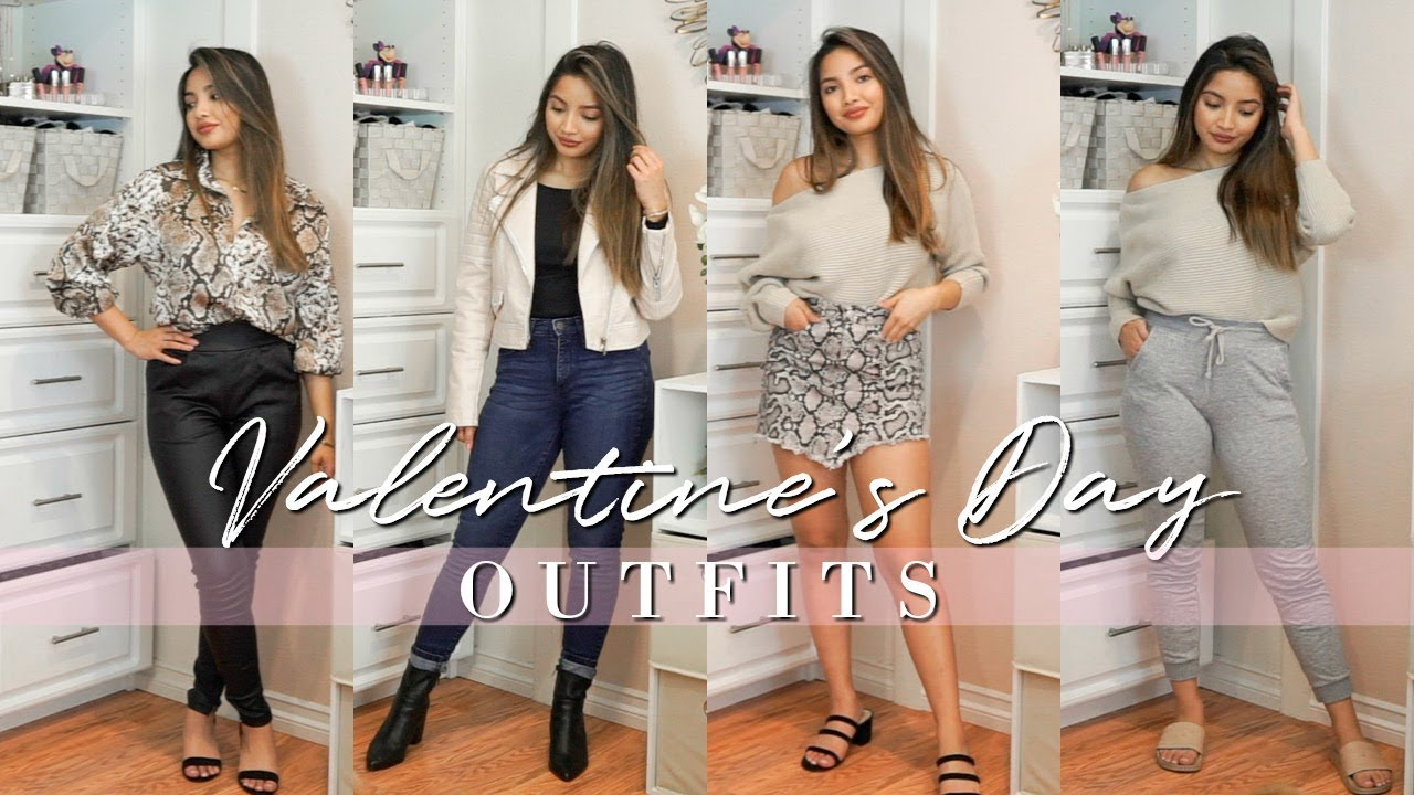 Date Night Outfit Ideas 2019 Date Night Outfit Ideas 💝2019 | Casual + Dressy   YouTube