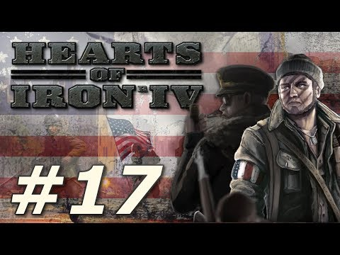 Hearts of Iron IV: Kaiserreich | American Union State - Part 17