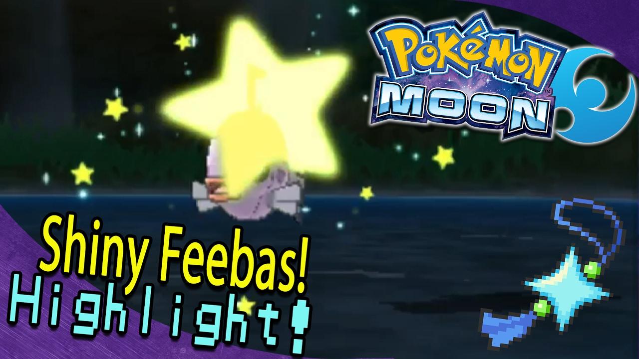 pokemon sun and moon how to get feebas