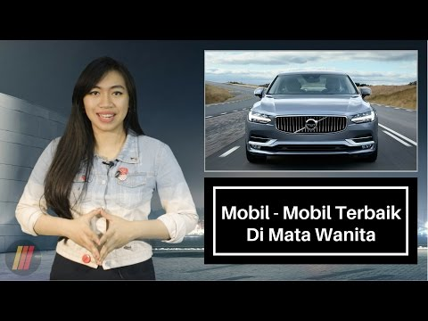 6 Mobil Terbaik Di Mata Wanita (Womens World Car of the Year)