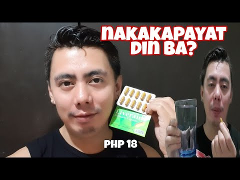 LIVERAIDE SILYMARIN CAPSULE REVIEW FOR LIVER DETOXIFICATION REAL TALK