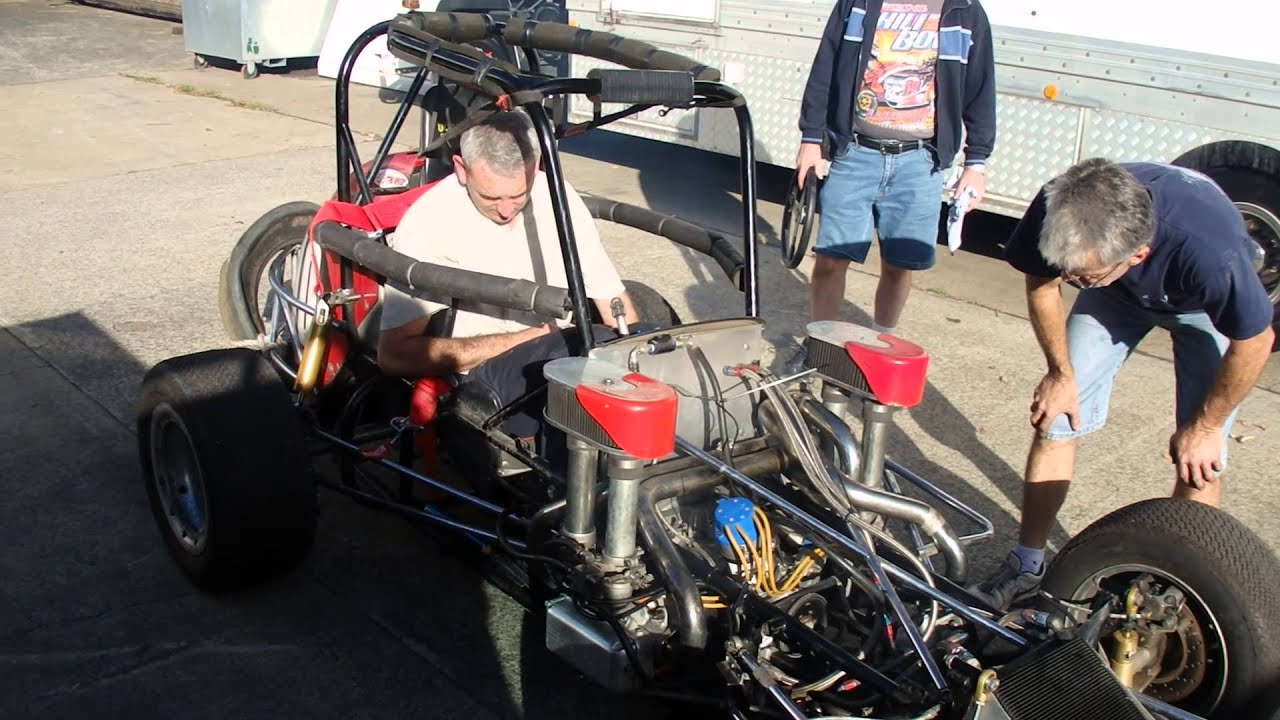 Vw Midget Racer 33