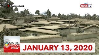State Of The Nation With Jessica Soho Express January 13 2020 HD
