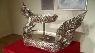 1st Bualuang Handicrafts Exhibition 2014 Queen