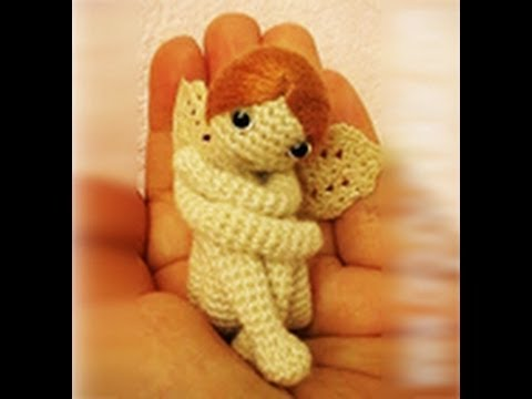 Amigurumi Christmas Angel Doll Free Crochet Pattern - Cool ... | 360x480