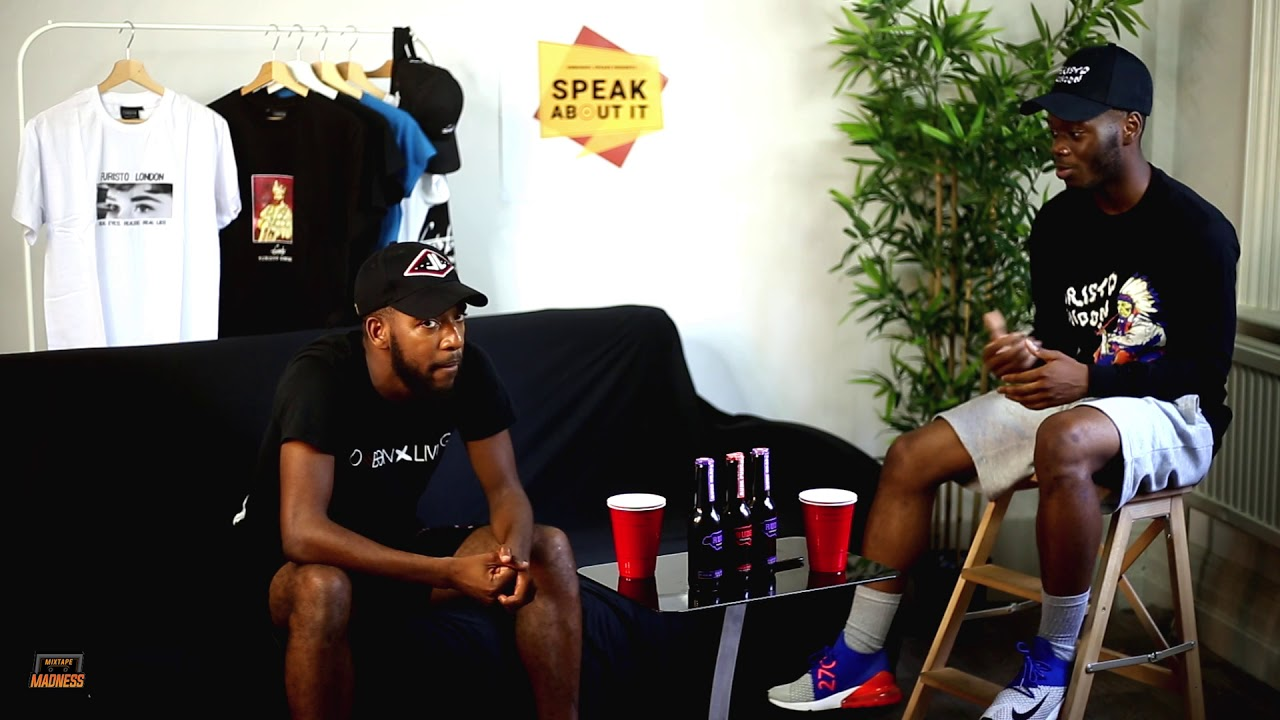 #SpeakAboutIt Ep01 ft. Nathan Hector Part 1 | @MixtapeMadness