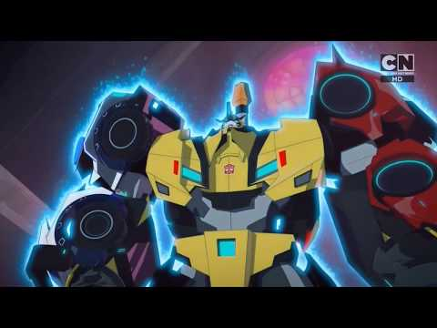 """Transformers: Robots In Disguise - Combiner Force S3E26 """"Freedom Fighters"""" (Part 2/4)"""