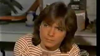 David Cassidy - A Fool In Love (with lyrics)