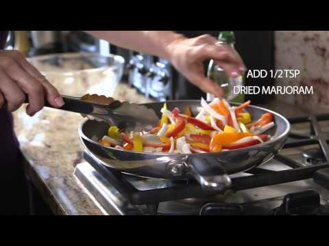 Mediterranean Garlic Chicken Recipe