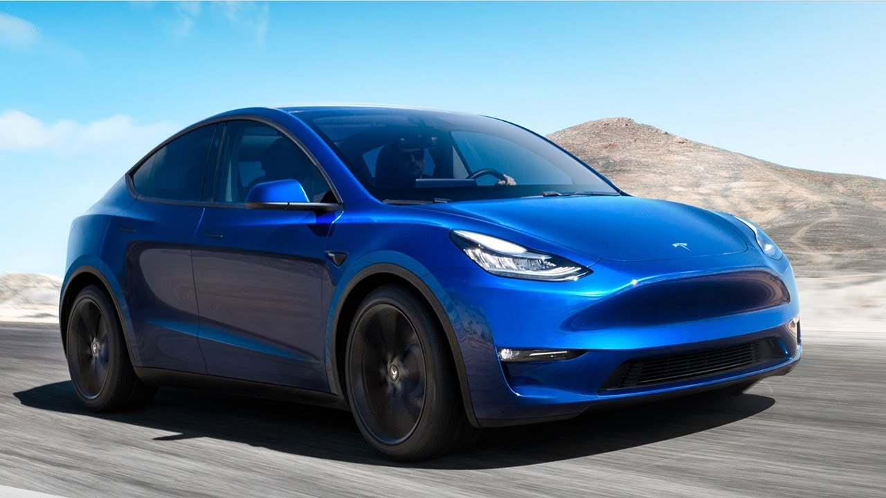 Tesla Model Y - Everything You Want to Know ( 7-seater ...