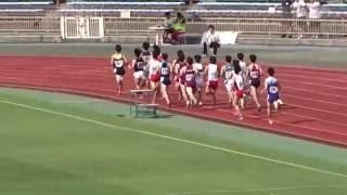 第69回西日本学生陸上競技対校選手権大会 男子1500m予選1組