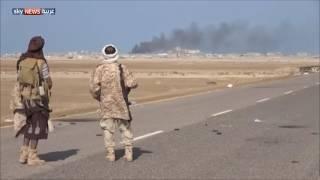ميناء المخاء هدف استراتيجي لقوات الشرعية