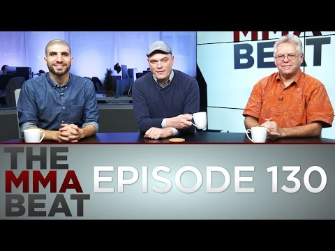 The MMA Beat: Episode 130