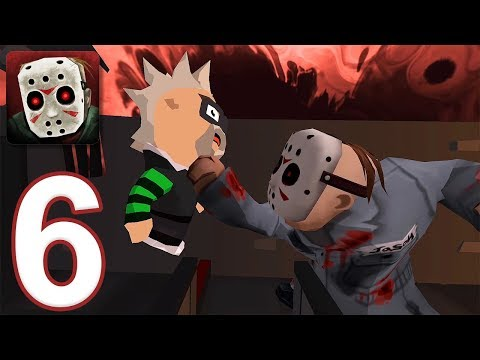 Friday The 13th: Killer Puzzle - Gameplay Walkthrough Part 6 - Slayground (iOS, Android)