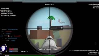 Scharfbaumontage in Call of Robloxia und Phantom Forces! KILLING SPREE!!!