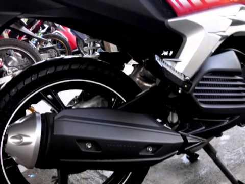 Review desain yamaha xeon GT125 (eagle eye)