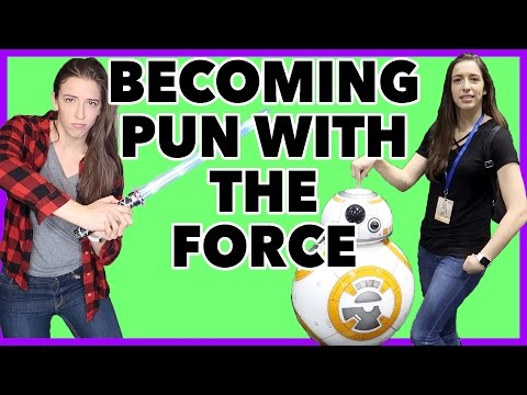 Becoming Pun With The Force