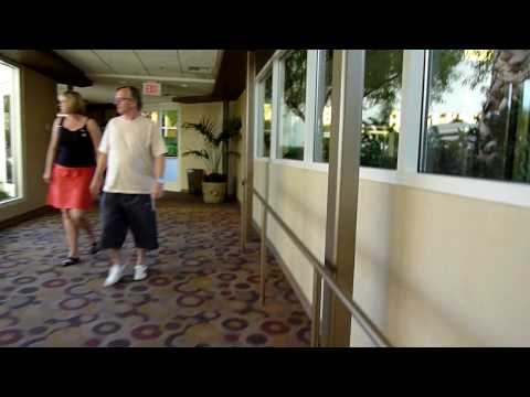 Walk Fom Signature Tower 3 to MGM Grand part 1
